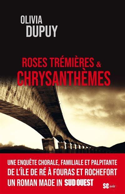 Roses trémières & chrysanthèmes