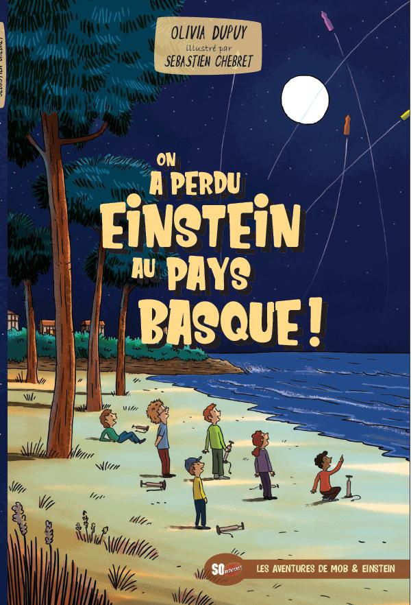 On a perdu Einstein au pays Basque